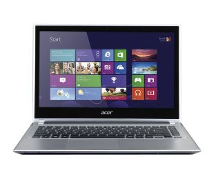 "Acer Aspire V5-471P 14"" Laptop 4GB RAM, 500GB HDD - Silver - Refurbished"